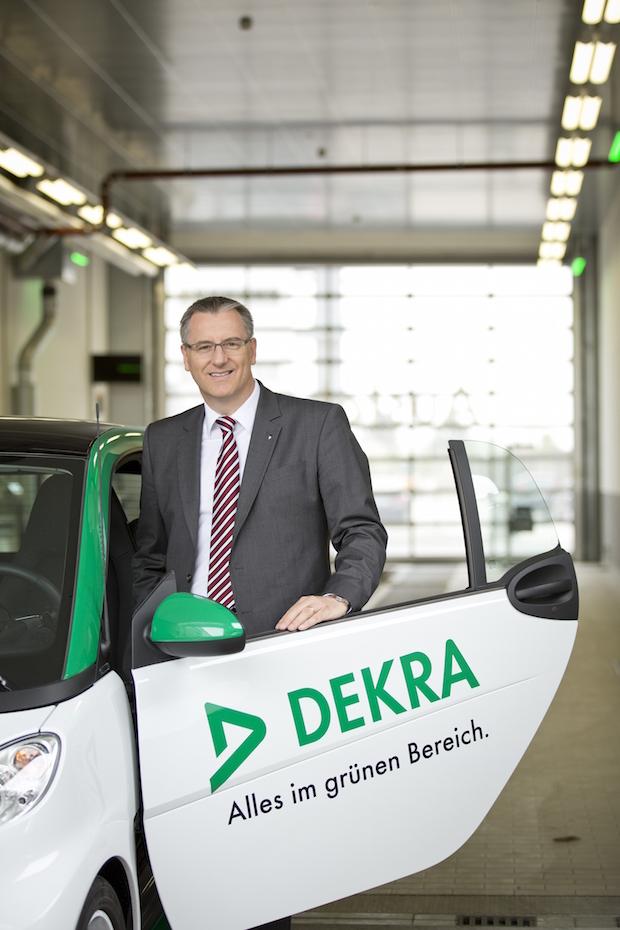 Photo of Neue Etappe in der DEKRA Unternehmensgeschichte