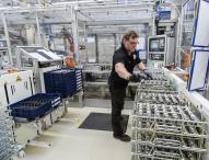 Ausbau des Mercedes-Benz Werks Berlin zum Hightech-Standort
