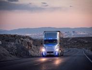Der erste autonom fahrende Lkw mit US-Straßenzulassung