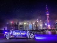 Intelligent und vernetzt: Mercedes-Benz auf der CES in China