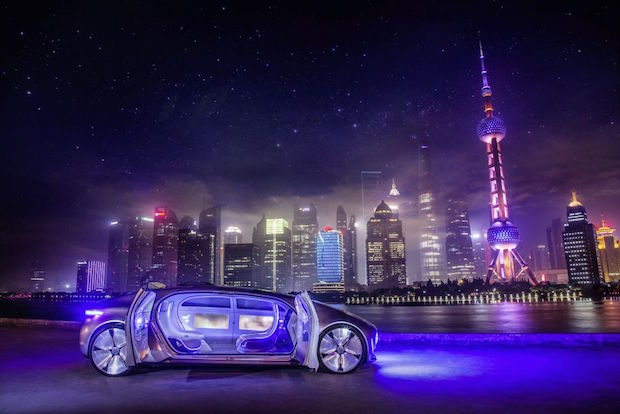 Photo of Intelligent und vernetzt: Mercedes-Benz auf der CES in China