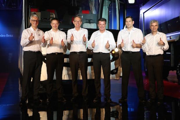 Bild von Daimlers Nutzfahrzeugsparte bleibt auf Wachstumskurs in Indien