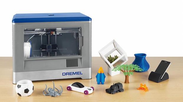 Bild von Dremel 3D Idea Builder bringt 3D-Druck nach Hause