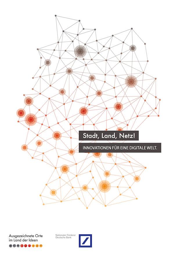 Bild von Ein Netz voller Ideen: Die 100 besten Innovationen für eine digitale Welt stehen fest