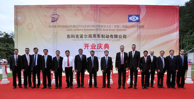 Quelle: Dongfeng Motor Group