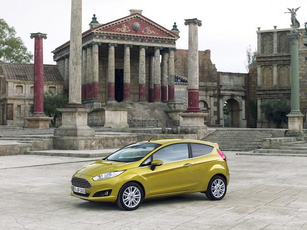 Photo of Ford Fiesta: neue Motoren, neue Farben und weitere Updates