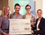 appinio gewinnt Webfuture Award 2015