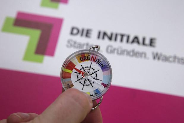 Bild von Gründertreffpunkt DIE INITIALE startet zum dritten Mal