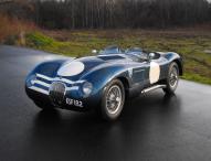 Die Jaguar Heritage Fahrzeuge für die Mille Miglia 2015