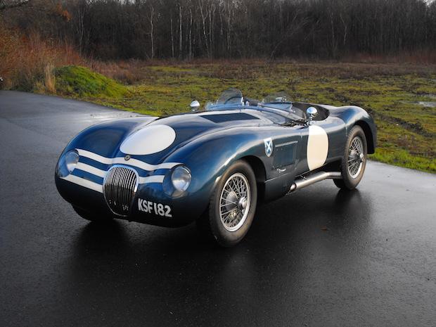 Photo of Die Jaguar Heritage Fahrzeuge für die Mille Miglia 2015