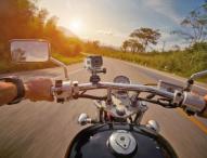 Spezielle Kameras sicher und flexibel an Fahrrad und Motorrad befestigen