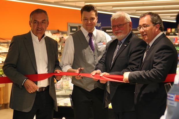 Bild von Neuer KONSUM-Markt in Radebeul eröffnet
