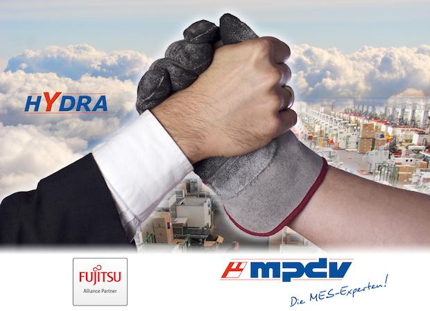 Bild von MPDV kooperiert mit Fujitsu