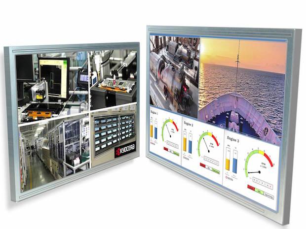 Bild von Kyocera bringt neue Generation der XGA LCD Module auf den Markt