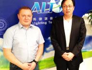 Schwäbisch-asiatisches Joint Venture