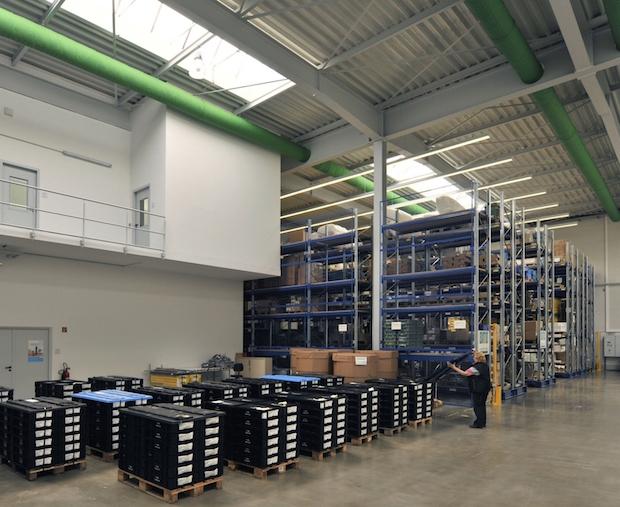 Photo of Potenzial beim Bau von Lager- und Logistikhallen: