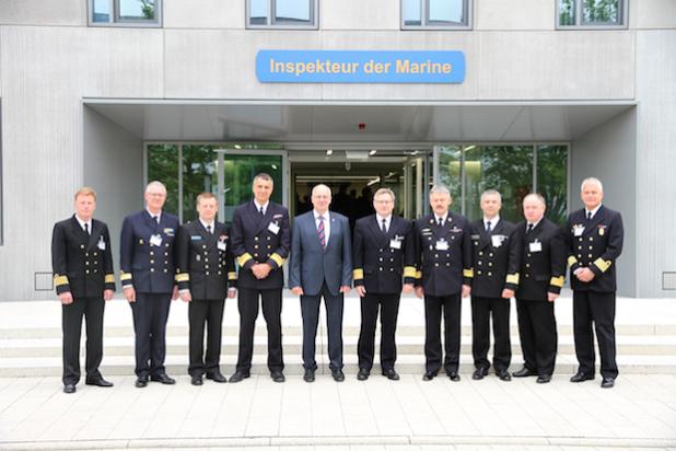 Bildrechte: Presse- und Informationszentrum Marine - Fotograf: Matthias Letzin