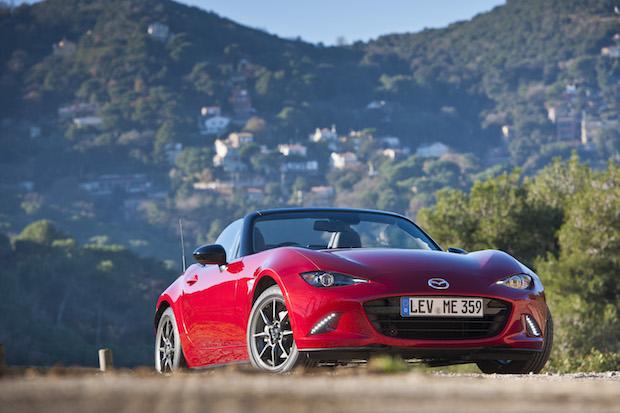 Bild von Neuer Mazda MX-5 zu Preisen ab 22.990 Euro bestellbar