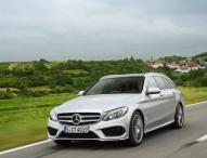 Über acht Millionen verkaufte C-Klasse Limousinen und T‑Modelle von Mercedes-Benz