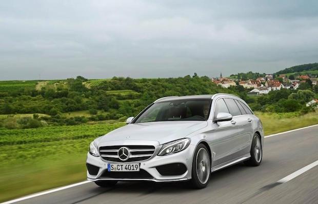 Photo of Über acht Millionen verkaufte C-Klasse Limousinen und T‑Modelle von Mercedes-Benz