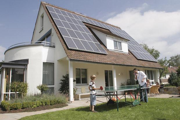 Bild von Deutsche investieren auch 2015 stark ins Eigenheim