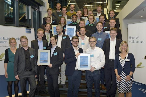 Photo of Gründer überzeugen mit zukunftsweisenden Geschäftskonzepten