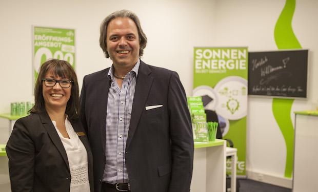 Bild von Care-Energy eröffnet neuen Shop im Isenburg-Zentrum