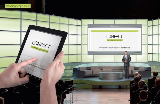 Bild von numeo überzeugt mit digitaler Interaktion bei Jahreskonferenz