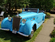 Old- und Youngtimer: Lückenlose Fahrzeugdaten können Gold wert sein
