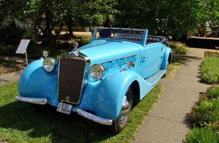 Bild von Old- und Youngtimer: Lückenlose Fahrzeugdaten können Gold wert sein