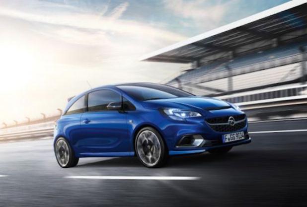 Neuer Opel Corsa OPC: Der Leistungssportler mit 1.6 Turbomotor und 152 kW/207 PS wird in Oschersleben zu sehen sein - Quelle: Life PR