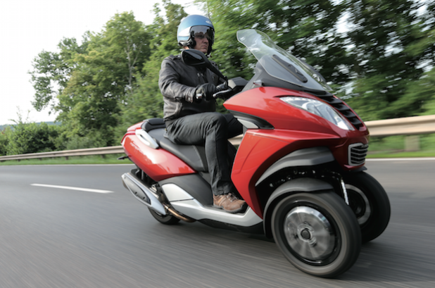 Foto: Peugeot Scooters Deutschland/trd/spp-o
