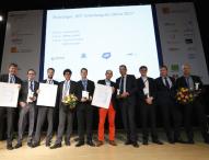 Staatssekretär Sontowski prämiert IKT-Gründung des Jahres