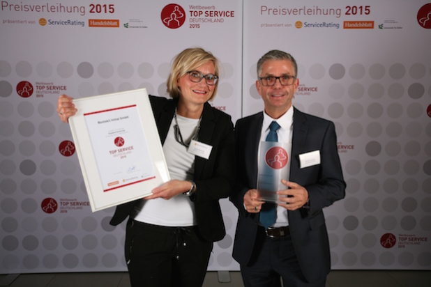 Foto von links nach rechts: Astrid Wozniak, Leitung Kommunikation und Michael Stielow, Marketing Director Central & Eastern Europe - Quelle: Adel & Link Public Relations