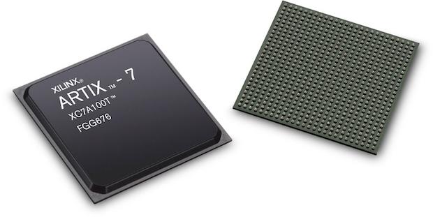 Bild von Sercos III IP Core für Xilinx® FPGAs verfügbar