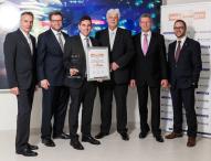 Andreas Duschner gewinnt Junior Award 2015
