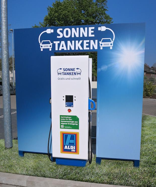 Photo of Günstig einkaufen – kostenlos Strom tanken