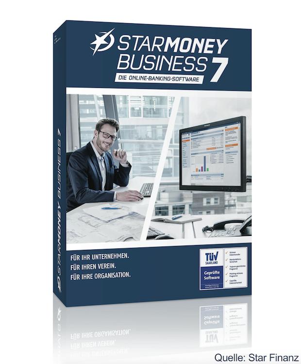 Bild von Online-Banking für Unternehmen noch einfacher