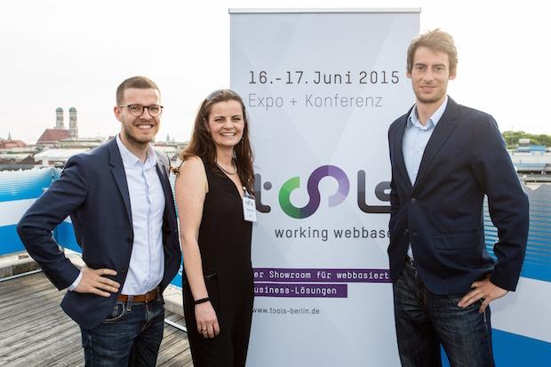 Photo of Noch vier Wochen bis zur tools 2015 – tools talk in München leitet Countdown ein