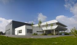 Berghoff Gruppe Firmensitz in Drolshagen/Sauerland. Foto: Spreeforum International GmbH