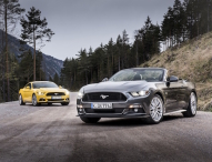 Europa-Debüt des Ford Mustang löst Händler-Ansturm aus