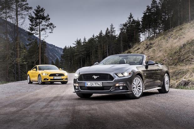 Photo of Europa-Debüt des Ford Mustang löst Händler-Ansturm aus