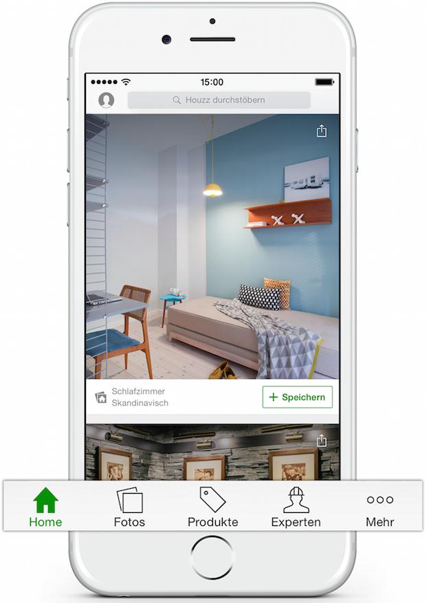 Bild von Houzz App bekommt ein Update