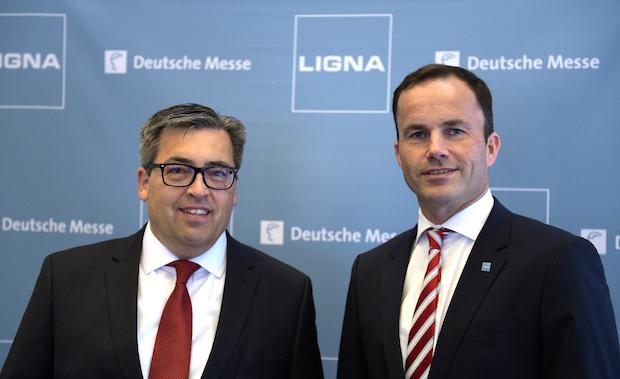 Photo of LIGNA ab 2017 mit neuem Flächenkonzept