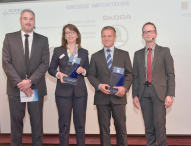 Platz eins für SKODA in Zufriedenheitsstudie 'SchwackeMarkenMonitor 2015'