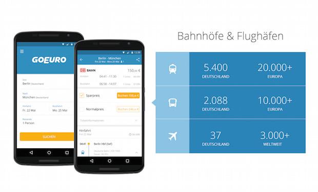 Photo of Diese App findet über 300 Millionen Reiserouten