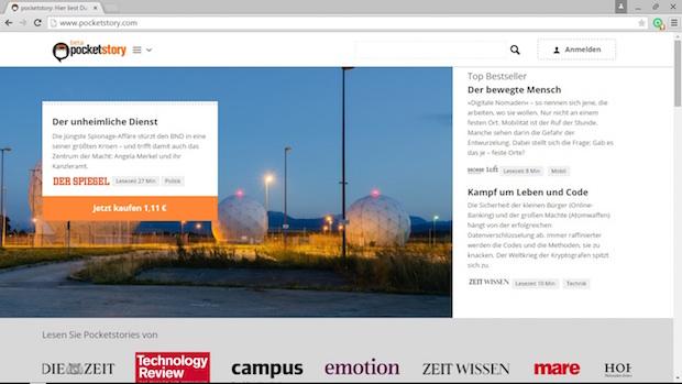 Photo of Erster Online-Kiosk für Texte geht an den Start