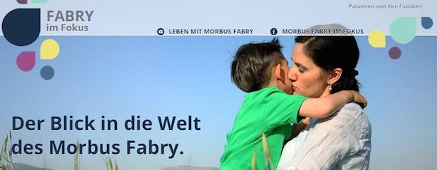 Bild von Ein Blick in die Welt des Morbus Fabry