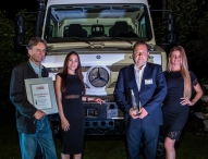 Off Road Award: Unimog ist Geländewagen des Jahres 2015