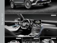 Weltpremiere Mercedes-Benz GLC – SUV im Maß-Anzug